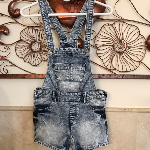Denim - Denim shorts set, size 14(youth)